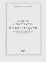 Texto, contexto, interpretação