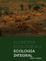 Economia ecológica e economia integral