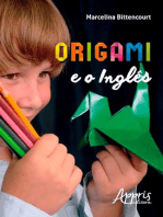 Origami e o inglês