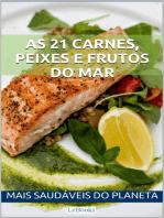As 21 carnes, peixes e frutos do mar mais saudáveis do planeta
