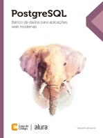 PostgreSQL: Banco de dados para aplicações web modernas