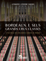 Bordeaux e seus Grands Crus Classés