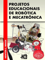 Projetos Educacionais de Robótica e Mecatrônica