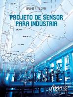 Projeto de sensor para indústria