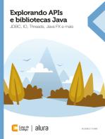 Explorando APIs e bibliotecas Java