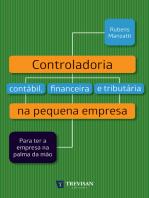 Controladoria contábil, financeira e tributária na pequena empresa