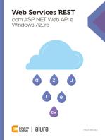 Web Services REST com ASP .NET Web API e Windows Azure