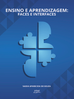 Ensino e aprendizagem: Faces e interfaces