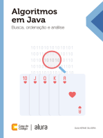 Algoritmos em Java