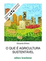 O que é agricultura sustentável