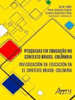 Pesquisas em educação no contexto brasil-colômbia