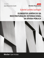 Elementos jurídicos da reestruturação internacional da dívida pública