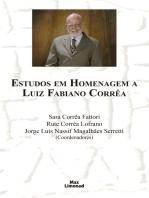 Estudos em Homenagem a Luiz Fabiano Corrêa
