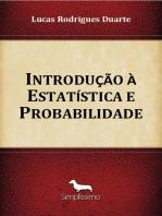 Introdução à Estatística e Probabilidade