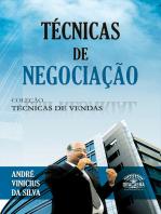 Coleção Técnicas de Vendas - Técnicas de Negociação