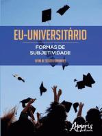 Eu-universitário: formas de subjetividade