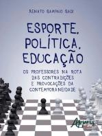 Esporte, política, educação