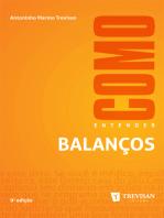 Como entender balanços