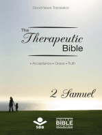 The Therapeutic Bible – 2 Samuel