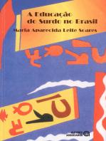 A educação do surdo no Brasil