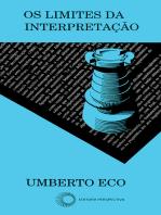 Os limites da interpretação