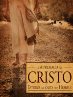 A supremacia de Cristo (Revista do aluno)