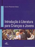 Introdução à literatura para crianças e jovens