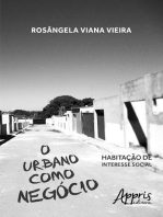 O urbano como negócio: habitação de interesse social