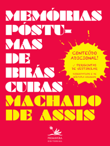 Memórias póstumas de Brás Cubas: Conteúdo adicional! Perguntas de vestibular