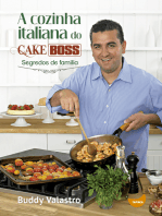 A cozinha italiana do Cake Boss