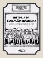 História da educação brasileira: Um olhar didático ilustrado com charges
