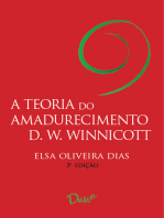A teoria do amadurecimento de D. W. Winnicott