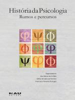 História da Psicologia: rumos e percursos