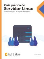 Guia prático do servidor Linux: Administração Linux para iniciantes
