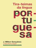 Tira-teimas da língua portuguesa
