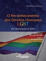 O reconhecimento dos direitos humanos lgbt