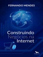 Construindo negócios na internet