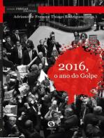 2016, O ano do Golpe
