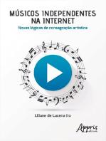 Músicos Independentes na Internet