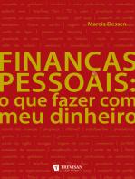 Finanças pessoais: o que fazer com meu dinheiro