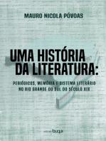 Uma história da literatura