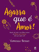 Agarra que é amor: Depois de tudo que Clara passou em Chuta que é Carma, será que agora vai?