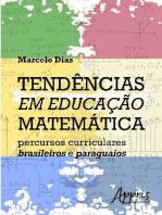 Tendências em educação matemática