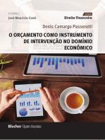 O orçamento como instrumento de intervenção no domínio econômico