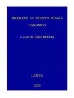 Scritti di diritto canonico