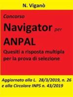 Concorso Navigator per ANPAL. 1360 Quesiti per la prova selettiva