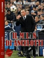 Il Milan di Ancelotti