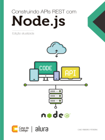 Construindo APIs REST com Node.js: Caio Ribeiro Pereira