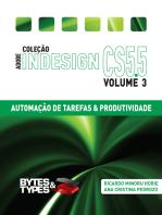 Coleção Adobe InDesign CS5.5 - Automação de Tarefas & Produtividade