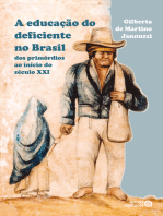 A educação do deficiente no Brasil